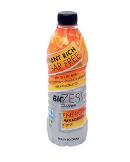 Citrus Splash – BioZest Ready To Drink – Cases of 24x500ml
